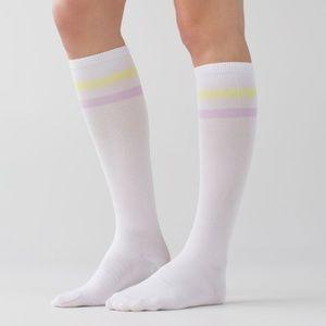 NWT Lululemon Women's Keep it Tight Socks